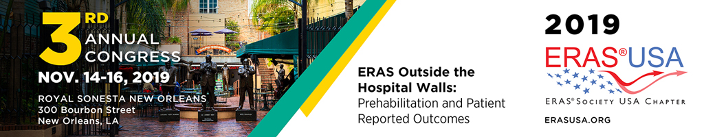 ERAS USA - Implementing A Clinically Meaningful Lab Protocol